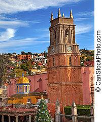 Rafael Church Jardin San Miguel de Allende Mexico