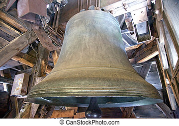 Notra Dame - Paris - The famous bell of Notra Dame *fixed...
