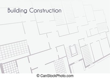 Vector Architectural Background - Architectural background...