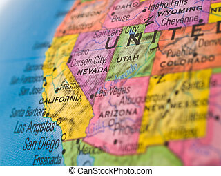 Global Studies - Western United States Focus on California n...
