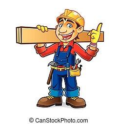 Cartoon Builder Idea