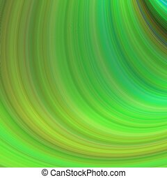 Green abstract computer generated background - Green...