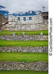 Machu Picchu in Peru UNESCO World Heritage Site