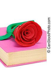 roses and books day