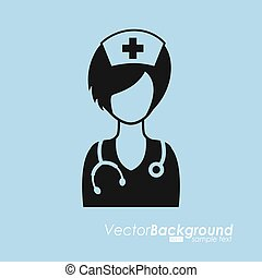 medical icon design, vector illustration eps10 graphic