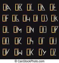alfabet, litera,  o