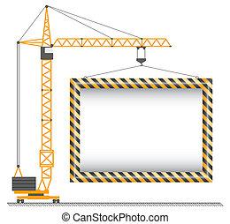 vector crane