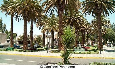 City Of Arequipa, Peru