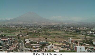 Volcan Misti, Arequipa, Peru - Landscape, Arequipa, Peru