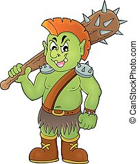 Orc theme image 1 - Orc theme image