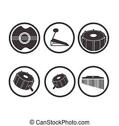 Icon music o2