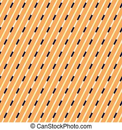 Orange and blue diagonal stripes pattern - Orange and blue...
