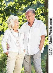 Amorous senior marriage looking yourself in the eye