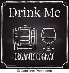 Drink me. Elements on the theme of the restaurant business....