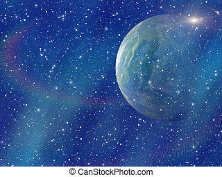 white flash of space planet cosmos sky backgrounds This is...