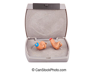 CIC hearing aids - CIC (completely in the ear) Hearing aids...