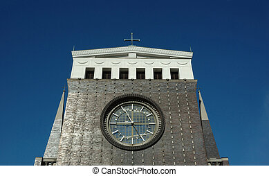 布拉格, 鐘, 現代, 教堂