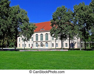 Historical building - Baroque palace Schnhausen