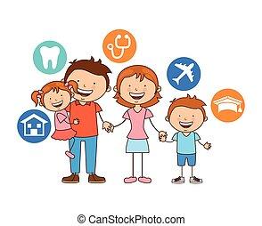 family insurance design