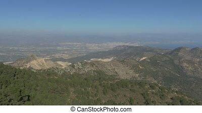 4K, Landschaften, und, Natur, von, Andalusien, Spanien,