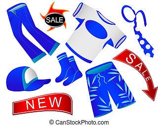 shop of clothes