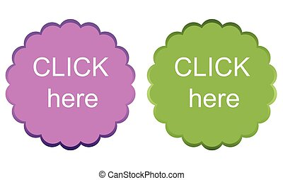 set of click here tag