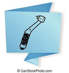 Dentist drill Stock Illustrations. 810 Dentist drill clip ...