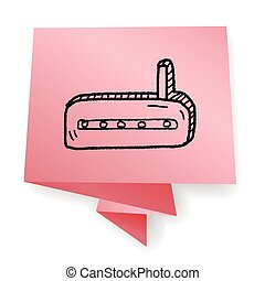 doodle modem