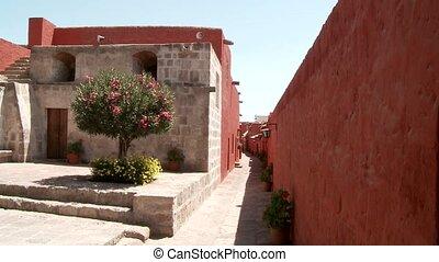 Abbey Santa Catalina, Arequipa,Peru