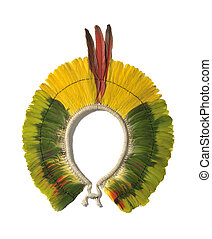 headdress indigenous
