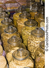 Bombay Mix - Jars of Bombay Mix in jars for sale in...