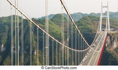 Aizhai bridge,China