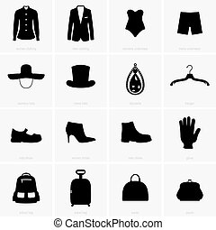 Clothes objects