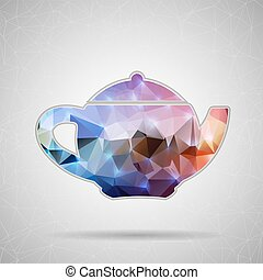 Vector element for your design - Abstract Creative concept...