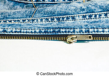 Denim theme - Denim style still life with isolated objects...