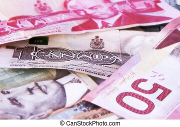 Canadian money - canadian money