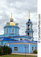 Assumption Cathedral Zadonsk Russia - Church of the...