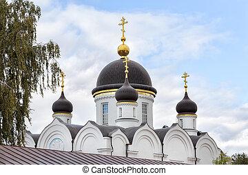 Trinity Cathedral St Tikhon Transfiguration Monastery...