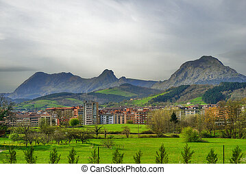 City of Durango - The city of Durango in the Basque Country