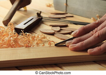 Carpentry and Joinery Tools - Carpentry and Joinery tools.