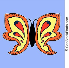 Butterfly image 1