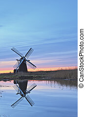 Herringfleet Reflection2