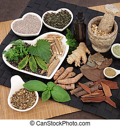Alternative Medicine for Men - Alternative herbal medicine...