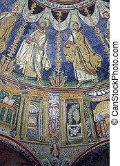 Galla Placidia mausoleum, Ravenna - Galla Placidia mausoleum...