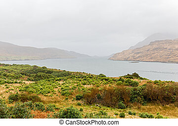 Beautiful landscape in Connemara Ireland - Photo of a...