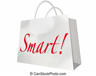 Smart Shopping Bag Low Price Best Deals Store