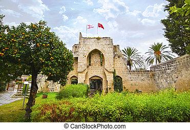 Bellapais Abbey Cyprus