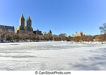 San Remo Apartments - Central Park, NYC - View of the San...