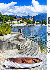 holidays in Italy - beautiful villages of Lago di Como,...