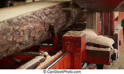 wood cutting machine nobody industrial